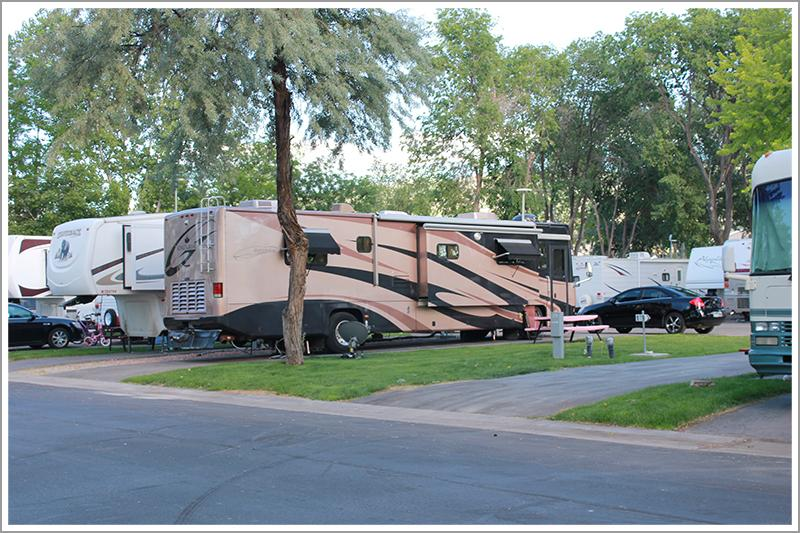 Convenient RV spaces